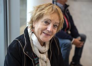 Lilian Nordman, 69, pensionär, Östermalm