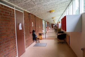 Välfärden monteras ned med fel prioriteringar, menar insändarskribenten. På bilden: interiör från Los skola.