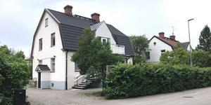 Järnvägsgatan 3, Sala, såldes för 2 375 000 kronor.