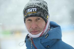 Fredrik Nordlander, 45 år ... snart, IT-arkitekt på Bolagsverket, Sundsvall: