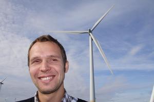 Ger energi till klimatpolitiken. Bild: jensholm.se