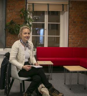 Malgorzata Filbrandt-Nowak, distriktsläkare i Bräcke.