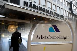 Svenskt Näringsliv ifrågasätter arbetsförmedlingssystemet. Bild: Bertil Ericson/TT / Jessica Gow/TT