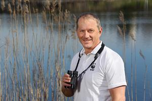 Håkan Wirtén är generalsekreterare för WWF i Sverige. Foto: WWF