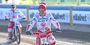 Andreas Jonsson var tillbaka i storform för Rospiggarna.