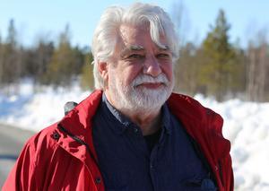 Stefan Torssell är Landsbygdspartiets nye ledare.