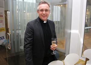 Prästen Anders Lennartsson.