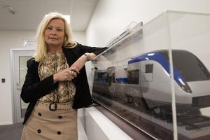 Anna Höjer lämnar sitt uppdrag som Sverige-vd och Nordenchef för tågtillverkarjätten Bombardier Transportation.