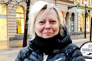 Gunilla Boström, 58 år, verksamhetsutvecklare, Sundsvall:
