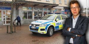 Våldet och hoten måste minska i Norrtälje kommunen, skriver NT:s politiske chefredaktör Reidar Carlsson.