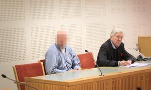 Den 52-årige mannen dömdes till 15 års fängelse för mordet på sin hustru i oktober.