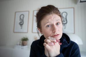 Fembarnsmamman Elin Lundqvist från Åsarna fick diagnosen MS förra året.
