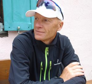 Mats Svensson, styrelseordförande för Örndalen resort.Foto: Pressbild Örndalen resort