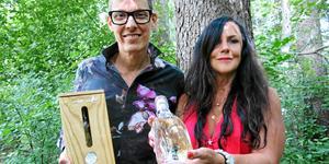 """Steven Kautzky Andersson och Catherine Engelbrekt äger i dag Brand Star Alliance men öppnar för en """"snäll"""" investerare med kunskap och pengar."""