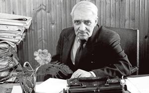 Gunnar Björling 1960. Foto: Holger Eklund