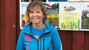 Arrangören Susanne Söderman hoppas på besökare i tusental inför årets Joelmässa. – Att kunna arrangera ett sånt här evenemang på landsbygden känns viktigt.