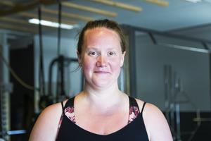 Stina Nordin lämnar en tremånadersperiod av träning och samtal som resultat i förändrade kostvanor och nya goda rutiner.