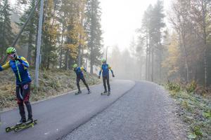 Socialdemokraterna vill inte göra några inskränkningar på skidområdet.