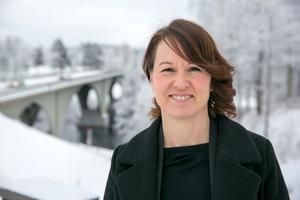 Ulrika Liljeberg (C), kommunstyrelsens ordförande i Leksand, har utsetts till en av sju ledamöter i Agenda 2030-delegationen.