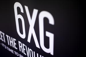 Med 6XG-systemet erbjuds kunderna hastigheter upp till 1000 Mbit/s.