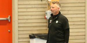 Dick Tollbring tror att Rimbo kommer få det svårt att nå topplaceringarna i årets allsvenska - men han har inte gett upp hoppet om en kvalplats.