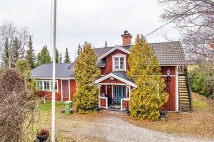 Sibbre gård 1. Foto: Fastighetsbyrån Ludvika