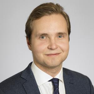 Gabriel Kroon är Sverigedemokraternas gruppledare i Region Stockholm.