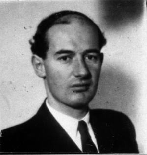 Raoul Wallenberg. Foto: TT