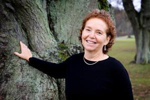 – Julklapparna är en stor del om man vilka minska det ekologiska fotavtrycket, säger Barbara Evaeus.