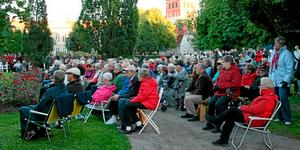 Händels fyrverkerimusik har varit ett populärt evenemang i många år.
