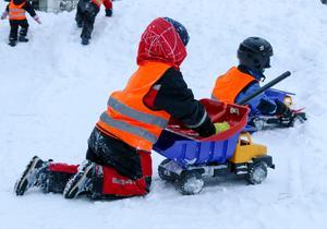 Barngrupperna blir större vilket går stick i stäv med vad Kids Östersund eftersträvar i och med att förskolans ersättningsnivå nu blir lägre.