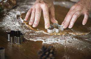 Kvalitén på pepparkakorna blir varierande bra, beroende på vilken deg man väljer. Bild: Shutterstock