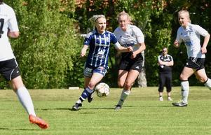 Husqvarna FF:s lagkapten Malin Andersson är säker på segern i söndagen seriefinal mot Älmhult.