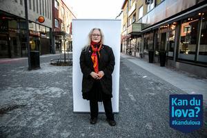 Genom fler behöriga lärare och bättre planerade skolbyggnader ska det bli ordning i skolan, lovar Agneta Nyvall – om Moderaterna får styra i Borlänge.