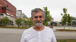 Sune Nordström, 74 år, pensionär, Vävland.