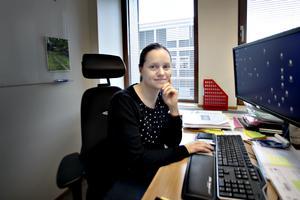 En av sex hälsoskyddsinspektörer är Ylva Andersson.