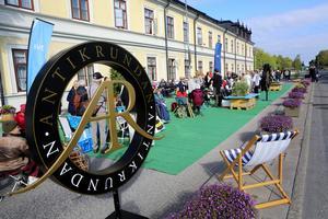 Antikrundan på besök i Östersund