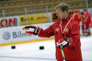 Före MIK-coachen Patric Wener är ny tränare i franska ligalaget Briancon.