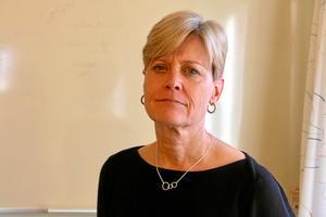 Eva Olofsson, biträdande socialchef.