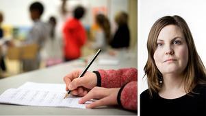 Vänsterpartiets skolpolitiske talesperson i Örebro, Cecilia Lönn Elgstrand skriver om  att det är ett misstag att spara på skolan.