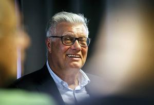 Sören Westin slutar efter drygt 20 år i styrelsen.