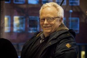 Janne Blomberg, ordförande för Lärarnas riksförbund i Bollnäs.