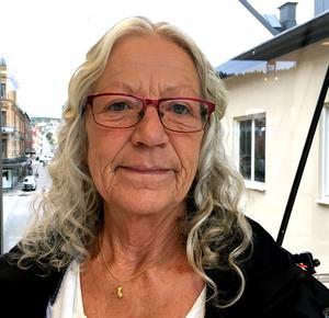 Karin Vahlgren, 59 år, fritidsledare, Njurunda