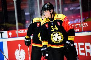 Oliver Nordberg återvänder till svensk hockey. Foto: Simon Hastegård (Bildbyrån).