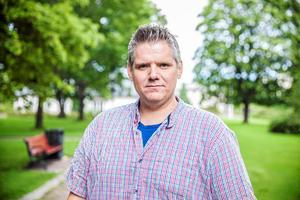 V:s kommunalråd i Ludvika, Lars Handegaard. Mannen som bryter S makthegemoni?