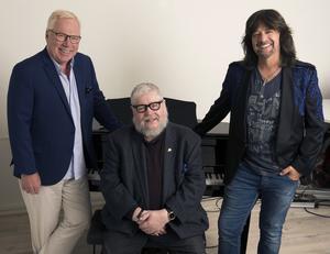 Anders Berglund, Peter Harrysson och Robert Wells ger sig ut på turné i en konserthyllning till tv-programmet Så ska det låta.