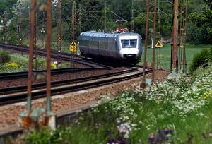 Ett signalfel orsakar stopp i tågtrafiken. Bild: Arkiv