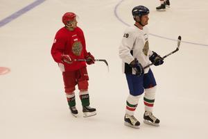 Jonas Westerling och Mattias Timander.