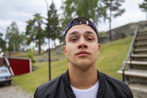 Liamoo, före detta Idol-vinnare och Melodifestivalenfinalist.