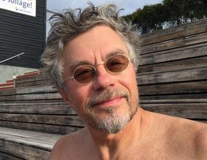 Lasse Hallberg, 58 år, redaktör, Tunbyn